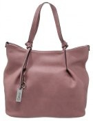 TABEA - Shopping bag - rose