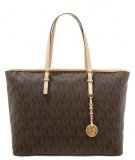 JET SET TRAVEL - Shopping bag - brown