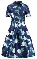 Chi Chi London TIFFANY Vestito navy