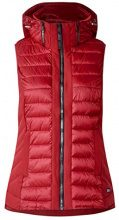 Cecil 220073, Gilet da Esterno Donna, Rot (Burned Red 11301), Medium