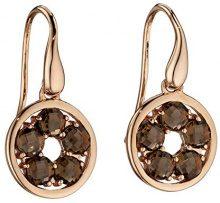 Elements Gold Orecchini a pendolo e goccia Donna oro_rosa - GE2189Y