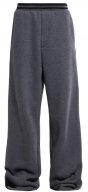 RISING SUN  - Pantaloni sportivi - charcoal heather