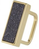 Anello - gold-coloured/blue