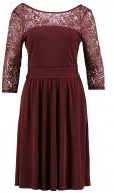 SPECIAL - Vestito di maglina - bordeaux red