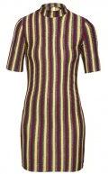 FIPALETTE - Vestito di maglia - india ink