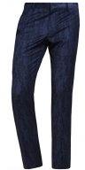 REX  - Pantaloni eleganti - mid blue