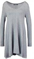 ONLMALAGA - Vestito di maglia - medium grey melange