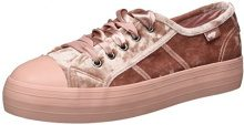 Rocket DogMagic - Low-Top Donna, Rosa (Pink (Pink with Foxing)), 36
