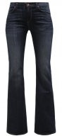ANNETTA   FLARE - Jeans a zampa - evening blue