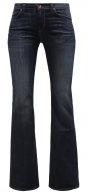 ANNETTA   FLARE - Jeans a zampa - evening blue