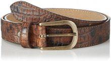 MGM - Claire, Cintura da donna, marrone (braun-me 2), 90 cm (Taglia produttore: 90)