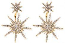 sweet deluxe GALACTIC Orecchini gold/crystal