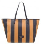 ONCE  - Shopping bag - navy blue/yellow