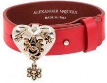 ALEXANDER MCQUEEN  - GIOIELLI - Bracciali - su YOOX.com