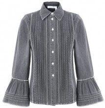 SEE BY CHLOÉ  - JEANS - Camicie jeans - su YOOX.com