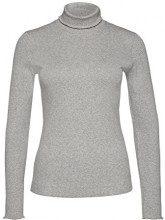 Marc Cain Essentials MarcCainDamenT-Shirts+E4824J50, t-Shirt Donna, Grau (Grey 820), 40 (4)