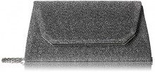Tamaris 2785182, Sacchetto Donna, Argento (Argento (Silver)), 11x5,5x24 cm (B x H x T)
