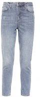 MOM - Jeans baggy - grey denim