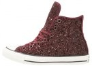 CHUCK TAYLOR ALL STAR HI GLITTER - Sneakers alte - port glitter/egret/black