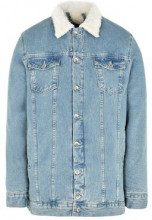 EDWA  - JEANS - Capispalla jeans - su YOOX.com
