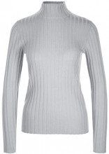 Marc Cain Collections KC 41.50 M53, Maglione Donna, Grigio (Grey 820), 42