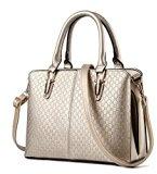NICOLE&DORIS tendenza della borsa di modo femminile grande borsa retrò borse sacchetto di spalla casuale borsa Messenger per le donne