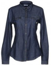 BIKKEMBERGS  - JEANS - Camicie jeans - su YOOX.com