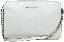 Borse a Tracolla Michael Kors crossbodies lg Donna Argento