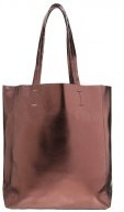 Shopping bag - copper