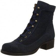 Chie MiharaViamont - Stivali da Motociclista Donna, Blu (Blue (Flash Navy)), 39