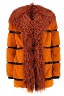 Cappotto classico - orange