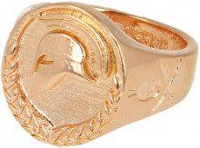 Anello Gladiatore Finitura Oro Rosa