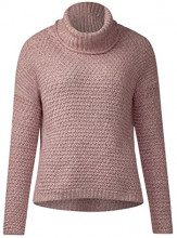 Street One 300440, Maglione Donna, Rosa (Charming Rose 31117), 50
