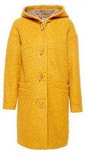 edc by Esprit 098cc1g026, Giubbotto Donna, Giallo (Amber Yellow 700), Small