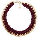 Collana - gold/burgundy