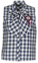 LOVE MOSCHINO Camicia a quadri