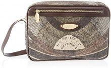 Gattinoni Gacpu0006101, Borsa a Tracolla Donna, Marrone (Diana), 5x19x28 cm (W x H x L)
