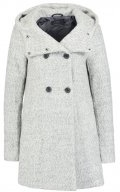 ONLY ONLSOPHIA Cappotto classico light grey melange