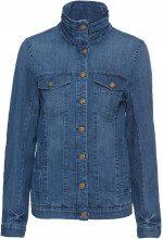 Giacca di jeans elasticizzata comfort