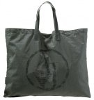 Shopping bag - green urban chic