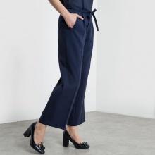 Pantaloni straight 7/8