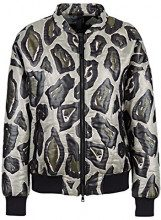 Marc Cain Sports HS 12.09 W64, Cappotto Donna, (Rosemary 594), 44 (N3/44)