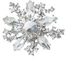 ANSA - Accessorio - silver-coloured/crystal